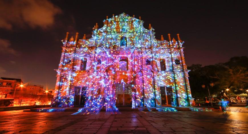 Το Macao Light Festival 2020 θα συνεχιστεί παρά την πανδημία COVID-19