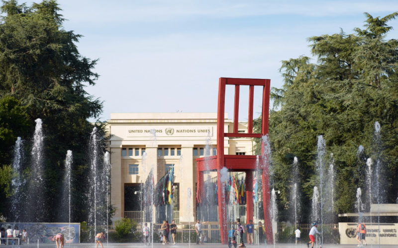 ICCA partners up with Geneva International Association Forum