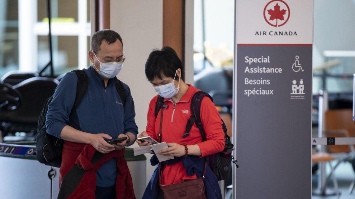 Air Canada nawakake asuransi COVID-19 gratis kanggo para wisatawan internasional