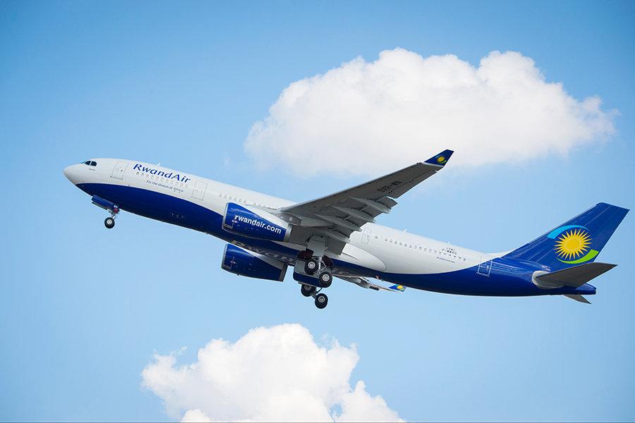 РвандАир поново покреће летове за Лондон и Брисел
