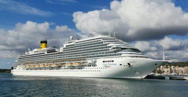 سفرهای دریایی کاستا به جنوا برمی گردد