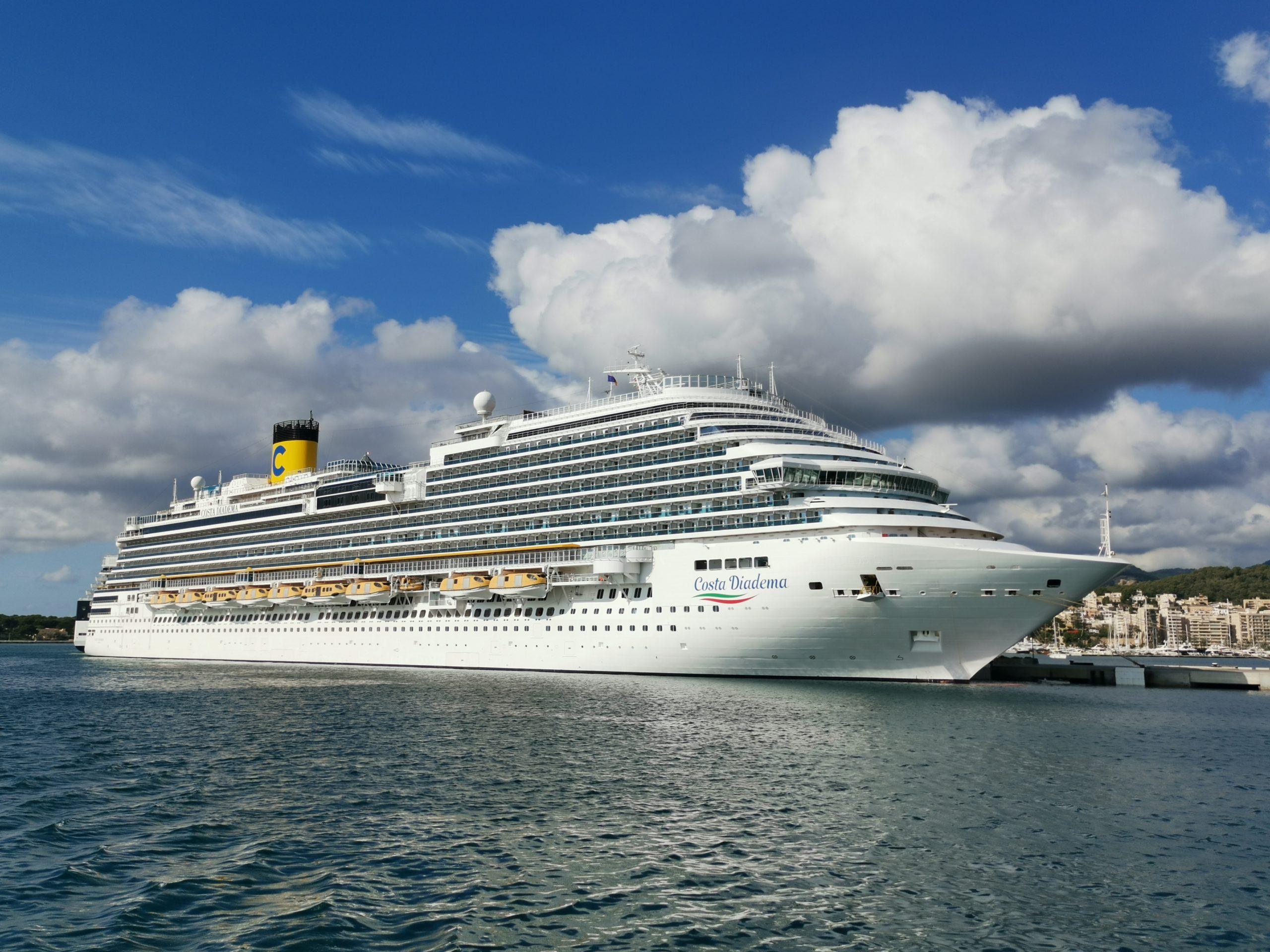 Costa's cruises return to Genoa