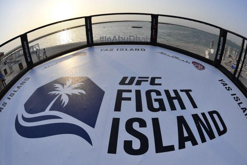 UFC Fight Island returns to Abu Dhabi Yas Island