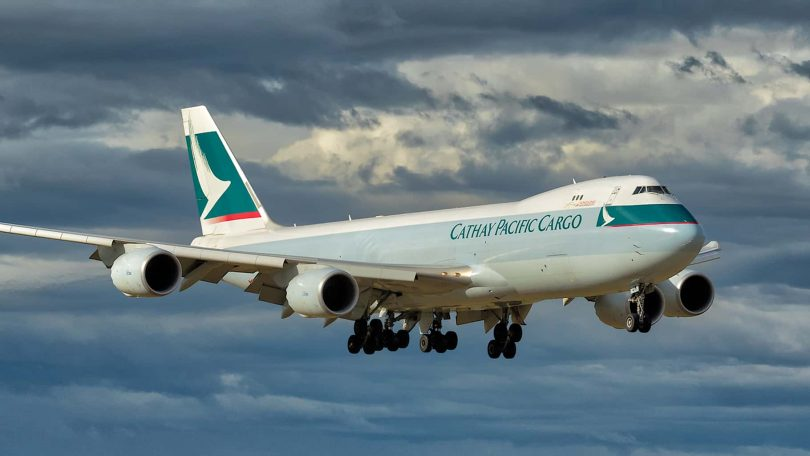 Cathay Pacific Airways launches cargo service to Pittsburgh, PA
