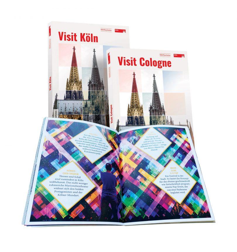 El Patronato de Turismo de Colonia publica una nueva guía Visit Cologne