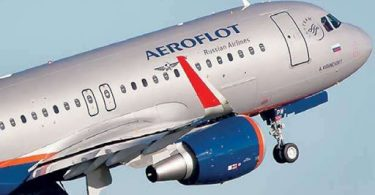 Aeroflot maliteghachiri ụgbọ elu mgbe niile na Kyrgyzstan, Belarus, Kazakhstan na South Korea