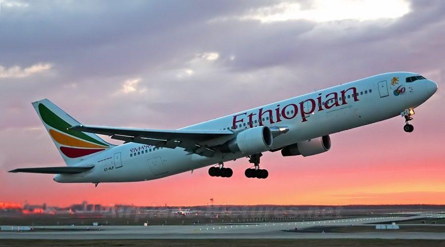 Ua toe amata le faigamalaga a le kamupani a le Ethiopian Airlines i Victoria Falls