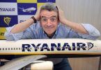 D'Gewerkschafte veruerteelen dem Ryanair CEO säi Boni an der Zäit vu Masseverlagerungen