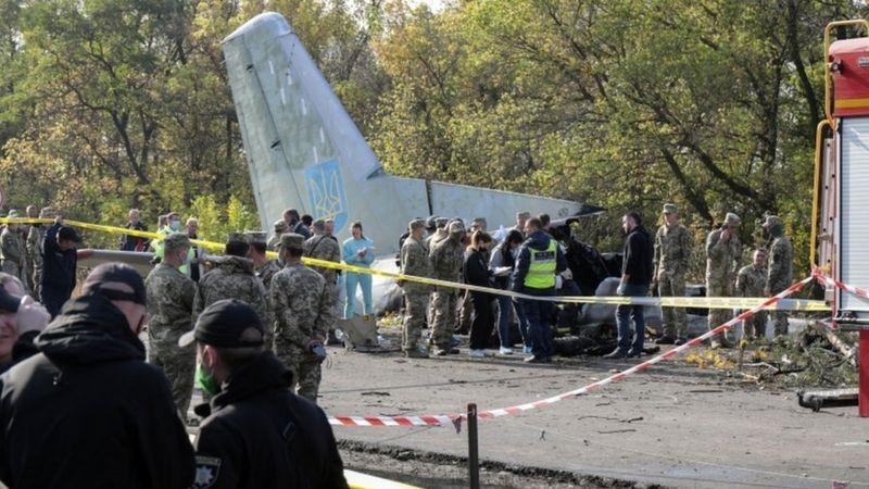 Ukrain bestelt alle An-26 flechten sus