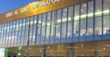 Bergamo Lufthavn i Milano fortsætter med at komme videre