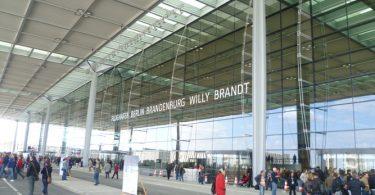 Den nye Berlin Brandenburg lufthavn åbner 31. oktober