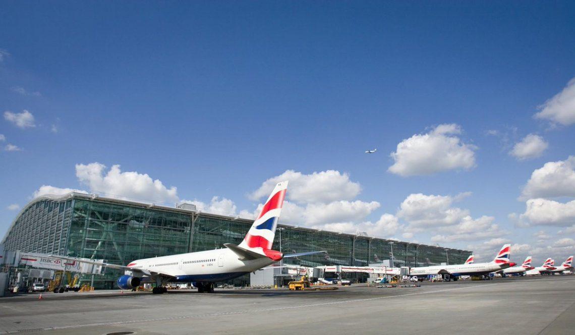 Η υπηρεσία British Airways Bermuda από το Λονδίνο μεταβαίνει στον τερματικό σταθμό Heathrow 5