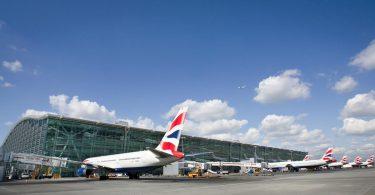 De dienst British Airways Bermuda vanuit Londen schakelt over naar Heathrow Terminal 5
