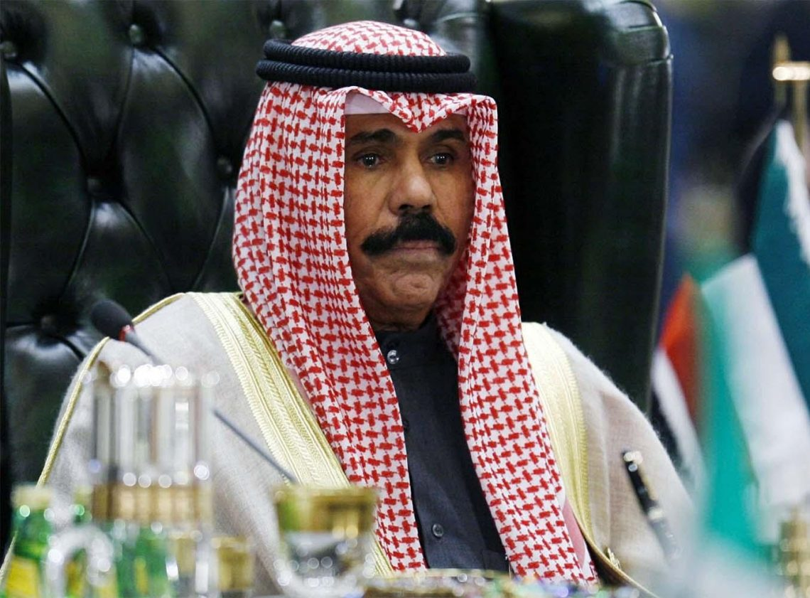 Onye isi obodo Kuwaiti Sheikh Sabah nwụrụ na 91, onye ọchịchị ọhụụ aha ya