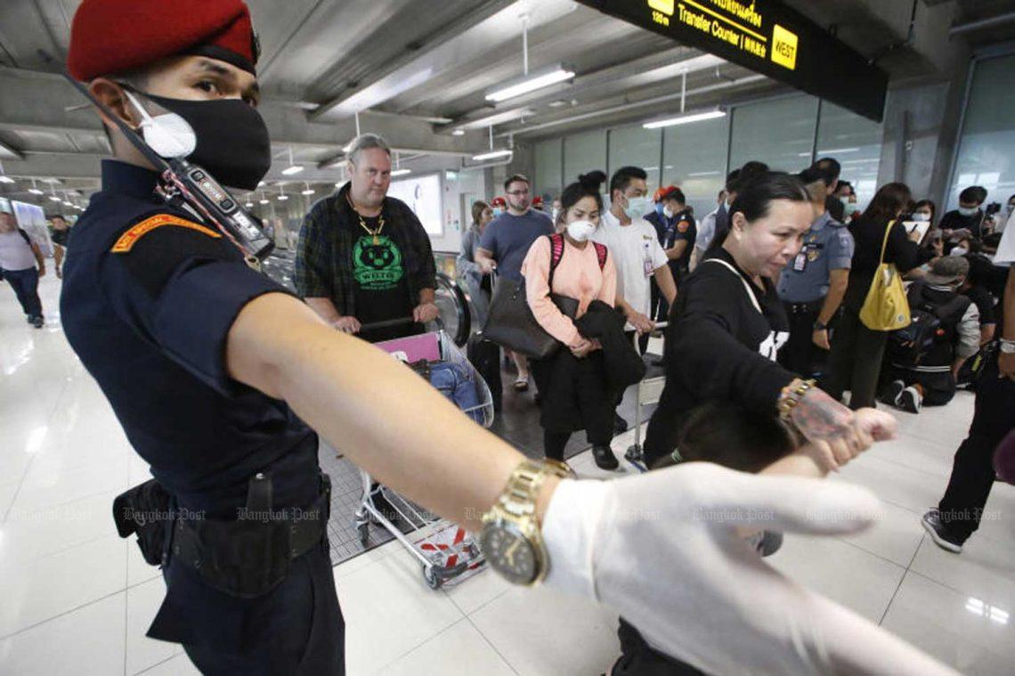 Tailândia permitirá a entrada de mais visitantes estrangeiros de outubro em diante