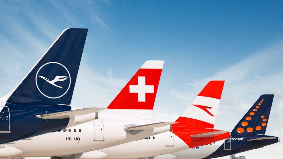 Lufthansa ngolah klaim mbalekaken € 2.6 milyar wiwit paruh pertama taun iki