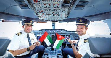 エミレーツ航空がアンマンへの旅客サービスを再開