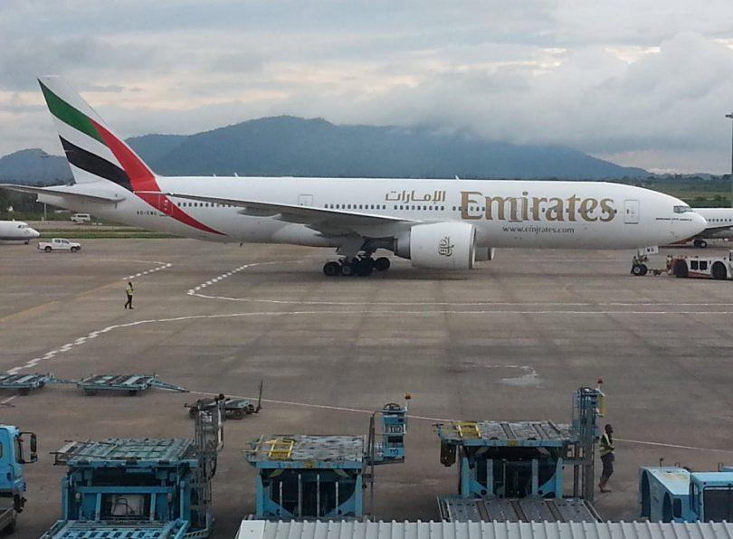 Emirates rinis fluturimet e pasagjerëve për në Lagos dhe Abuja