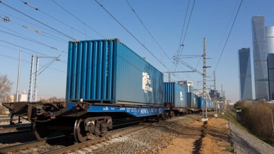 Ruske željeznice i Bjeloruske željeznice izvještavaju o prvom potpuno digitaliziranom tranzitu između Azije i Europe