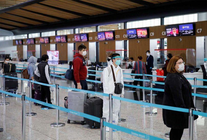 Aeroporto de Istambul recebe acreditação de saúde do Airport Council International