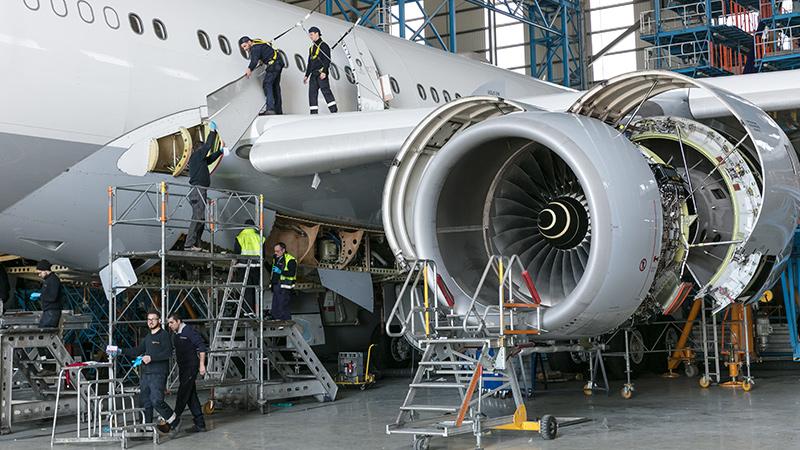 کمک هزینه جدید FAA از مشاغل نگهداری هواپیمایی پشتیبانی می کند