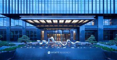 Hyatt Regency Lanzhou se otevírá jako nový orientační bod vedle čínské Žluté řeky