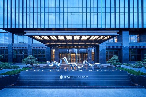 Hyatt Regency Lanzhou é inaugurado como novo marco ao lado do Rio Amarelo, na China