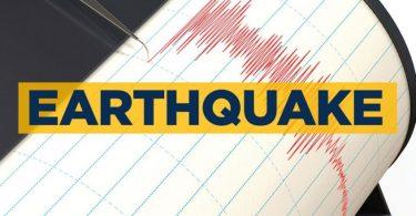 Starkes Erdbeben in der Nähe von Atacama, Chile
