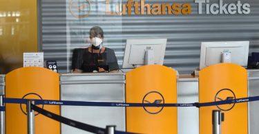 Lufthansa: 2.7 mia. € i allerede betalt billetrefusion