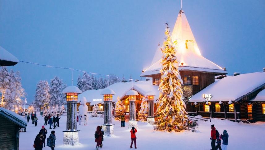 تستعد مسقط رأس سانتا كلوز الرسمية لموسم عيد الميلاد