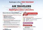 나이지리아는 국제 항공 여행자에게 무료 COVID-19 치료를 제공합니다