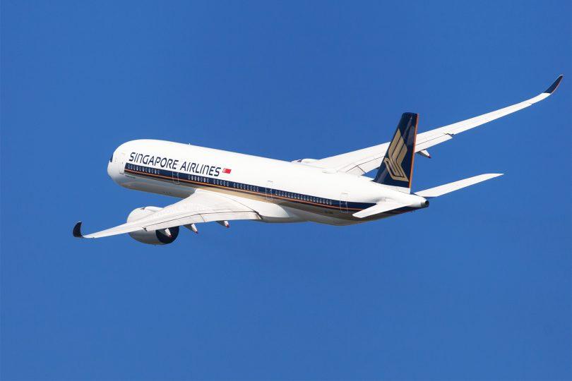 Singapore Airlines faʻalauiloa 'leai se mea malaga'