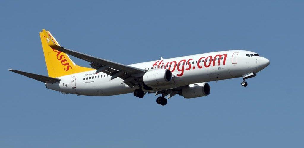 پیگاسس ایئرلائن نے کراچی ، پاکستان کے لئے پروازیں شروع کیں