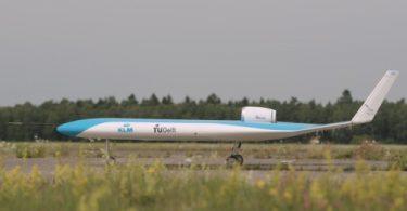 KLMとTUデルフトが初飛行で成功を収めたFlying-V