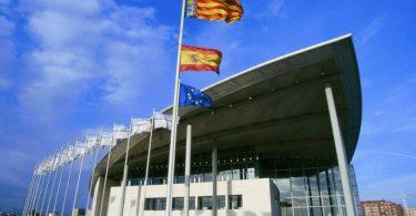 Valencia Conference Center pokračuje ve své činnosti
