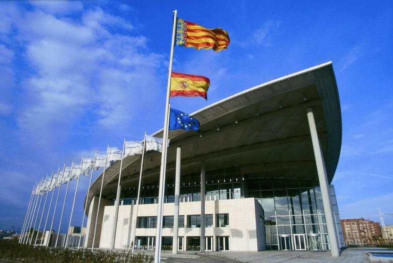 Valencia Conference Centre retoma suas atividades