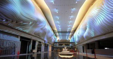 Salt Lake City paljastaa uuden 4 miljardin dollarin kansainvälisen lentokentän