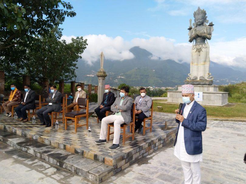 နီပေါလ်ကမ္ဘာ့ခရီးသွားလုပ်ငန်းနေ့ကိုကျင်းပ