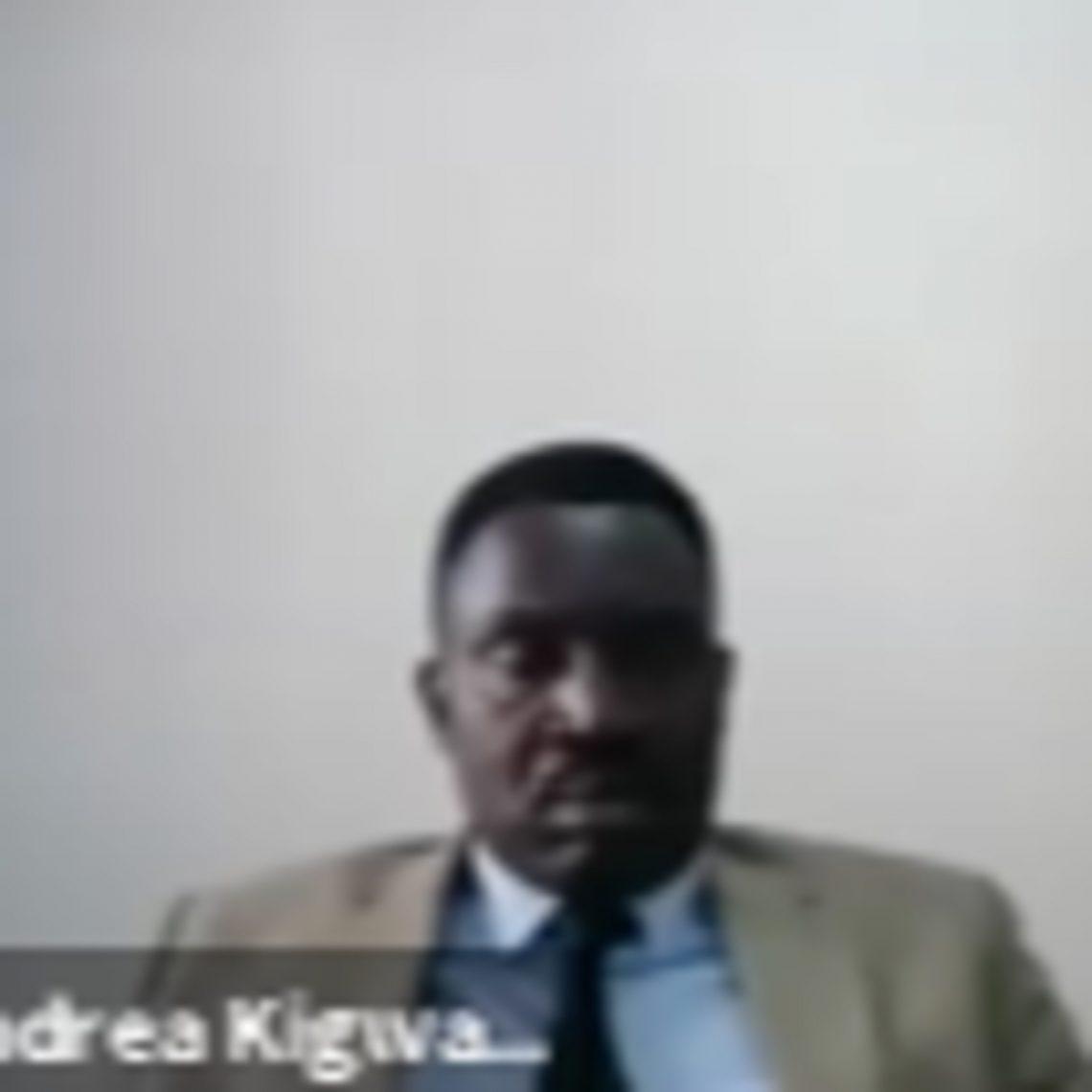 Chi sta credendo alla mia storia? Il ministro del turismo della Tanzania Kigwangala sfida la discussione ministeriale dell'African Tourism Board