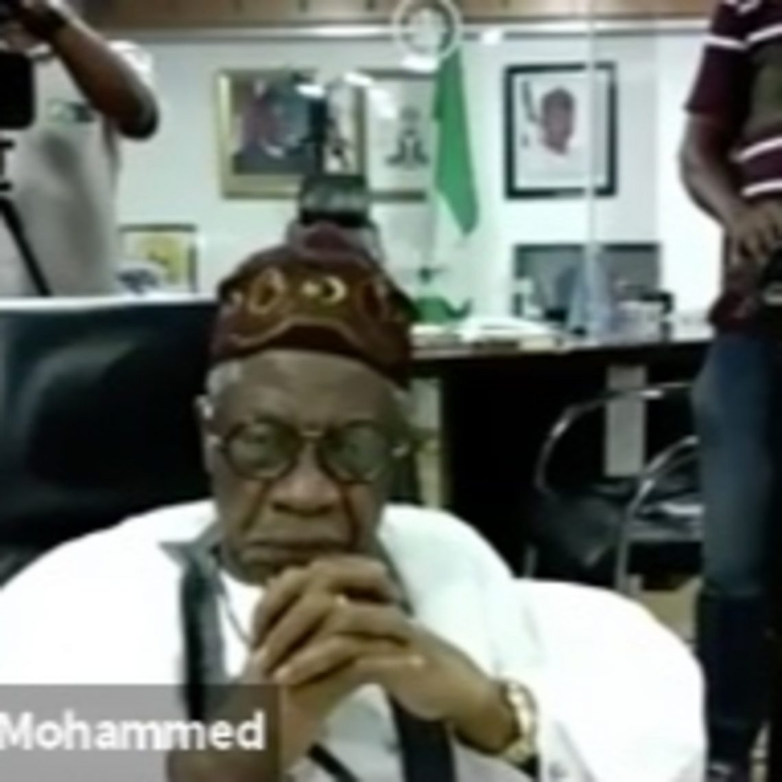 Nigeriansk minister for informasjon og kultur HE. Alhaji Lai Mohammed tilbakemelding om afrikansk turisme og COVID-19