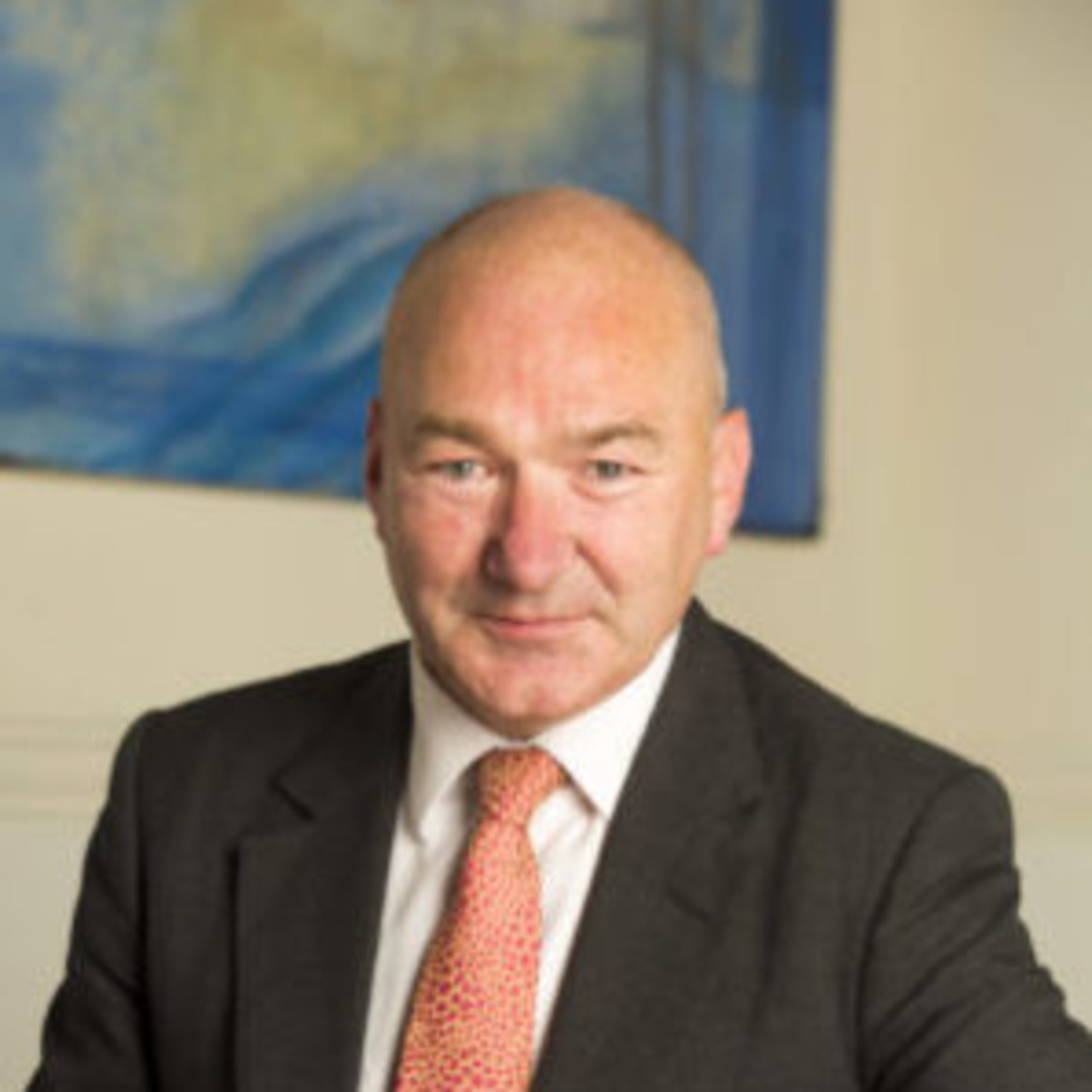 ETOA CEO Tom Jenkins is now a tourism hero: I am losing my hair