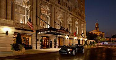 2020 թվականի տարվա պատմական հյուրանոց. Էրմիտաժ հյուրանոց Նեշվիլում