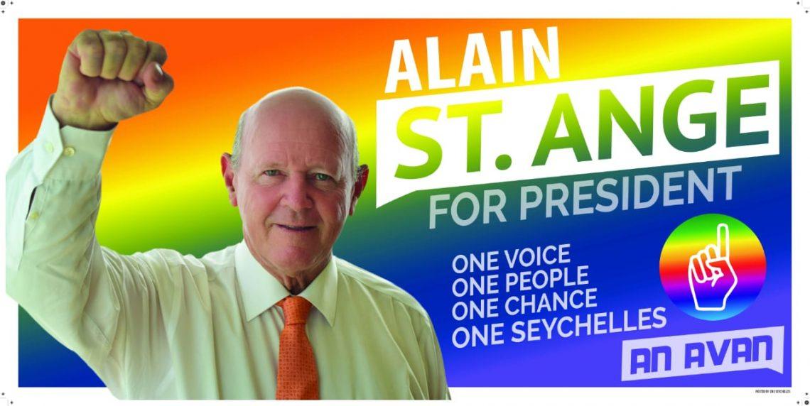 Alain St. Ange, predsjednik Sejšela, uskoro može postati stvarnost