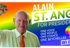Alain St. Ange, President of Seychelles may soon become a reality
