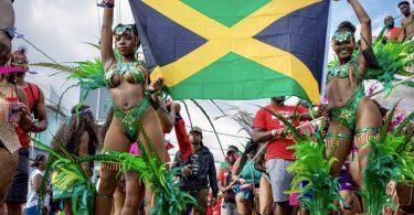 برگزارکنندگان کارناوال ببخشید در جامائیکا 2020
