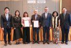 Centara and Amorn Patana Asset sign HMA for second Centra by Centara hotel in Bangkok