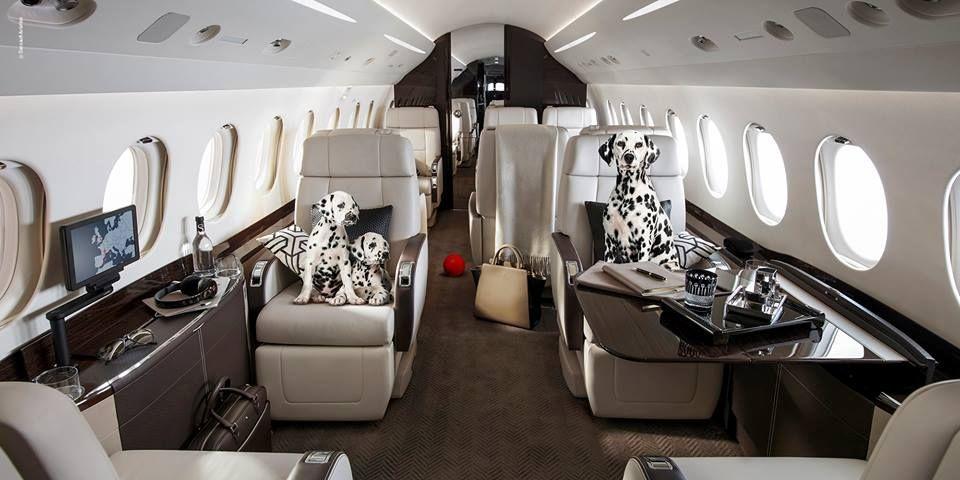 Savršena oluja za chartere privatnih zrakoplova