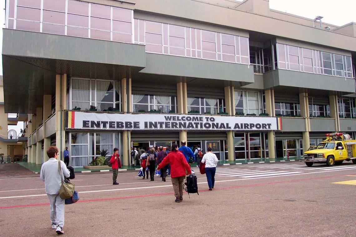 L'Uganda sta per aprire i voli dell'aeroporto internazionale di Entebbe