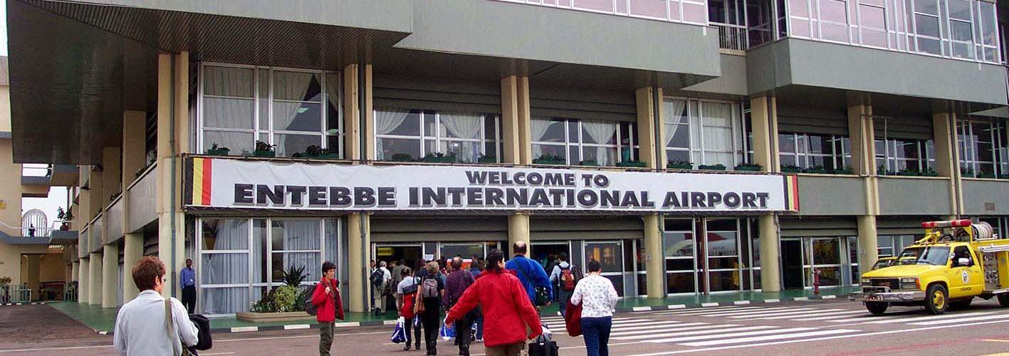 Uganda preparada para abrir voos no Aeroporto Internacional de Entebbe