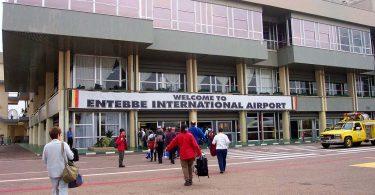 Gitakda sa Uganda nga Buksan ang Mga Biyahe sa Entebbe International Airport